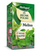 ZIELNIK POLSKI melisa fix 20*2g HERBAPOL LUBLIN