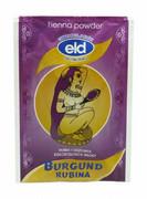 Rubina burgund proszek - farba do włosów 25g ELD