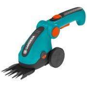 Gardena Akumulatorowe nożyce do przycinania brzegów trawnika ComfortCut Li, zestaw 9858-20