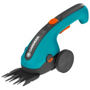 Gardena Akumulatorowe nożyce do przycinania brzegów trawnika ClassicCut Li, zestaw 9855-20