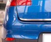 RENAULT CLIO III 5D HATCHBACK 2005-2012 Listwa na klapę bagażnika (matowa) ALUFROST