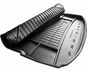 Mata bagażnika gumowa PEUGEOT 208 II od 2019 Hatchback 5-drzwiowy wersja Active, z kołem zapasowym pełnowymiarowym FROGUM