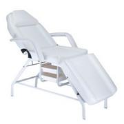 Fotel kosmetyczny z kuwetami BW-262 biały