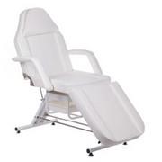 Fotel kosmetyczny z kuwetami BW-262A biały