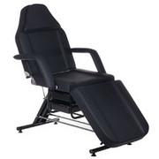 Fotel kosmetyczny z kuwetami BW-262 czarny