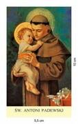 Obrazek św. Antoni Padewski. Modlitwa do św. Antoniego - ! - 06293