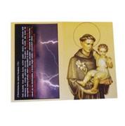 Modlitwa św.Antoniego przeciwko kataklizmom 14x11 - 46674