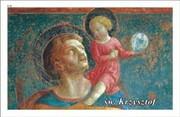 Obrazek św. Krzysztof. Modlitwa kierowcy - 03255