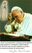 Obrazek św. Jan Paweł II. Modlitwa o wyproszenie łask - 03312