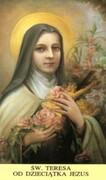 Obrazek św. Teresa od Dziesiątka Jezus. Modlitwa nowenny - 59386