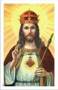 Obrazek Jezus Król. Modlitwa do Jezusa naszego Króla i Pana - 03377