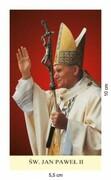 Obrazek św. Jan Paweł II. Modlitwa o wyproszenie łask - ! - 06201