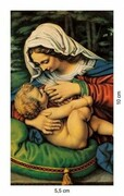 Obrazek Matka Boża Karmiąca. MODLITWA O Matko Chrystusowa i Matko wszystkich... - ! - 06176