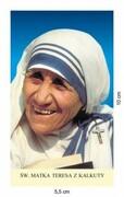 Obrazek św. Matka Teresa z Kalkuty. MODLITWA Boże, dzięki Twojej łasce bł. Matka... - ! - 06164