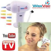 Urządzenie do czyszczenia uszu odkurzacz waxvac