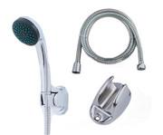 Słuchawka prysznicowa natryskowa + wąż i uchwyt