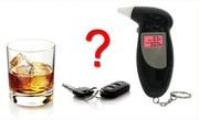 Alkomat tester alkoholu alkotest +5x ustnik gratis