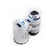 Mikroskop kieszonkowy lupa jubilerska led zoom x6