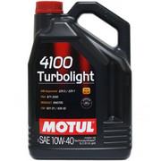 Olej silnikowy Motul 4100 Turbolight 10W40 5L Producent