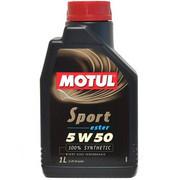 Olej silnikowy Motul Sport Ester 5W50 1L Producent