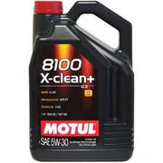Olej silnikowy Motul 8100 X-Clean+ 5W30 5L Producent