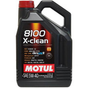 Olej silnikowy Motul 8100 X-Clean C3 5W40 5L Producent