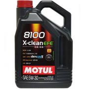 Olej silnikowy Motul 8100 X-Clean EFE C2/C3 5W30 5L Producent