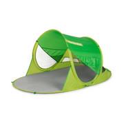 Parawan plażowy Filtr UV STRATUS SPOKEY (zielony) Spokey