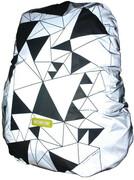 Wowow Urban Pokrowiec na plecak, silver 2020 Akcesoria do plecaków i toreb Wowow 2028004960