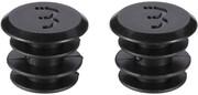 BBB Plug&Play BBE-50 Bar End Plugs, czarny 2022 Akcesoria do kierownic i chwytów BBB 2905200101