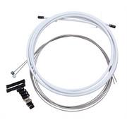 SRAM Zestaw linek hamulcowych MTB, white 2020 Linki i osłonki hamulcowe SRAM 402000317