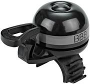 BBB EasyFit Deluxe BBB-14 Dzwonek rowerowy, grey 2020 Dzwonki BBB 2905051414