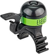 BBB MiniBell BBB-16 Dzwonek rowerowy, czarny/zielony 2022 Dzwonki BBB 2905051608