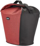 Red Cycling Products Comfort Front Basket, czerwony/czarny 2021 Kosze na kierownicę Red Cycling Products KKF250 40RED