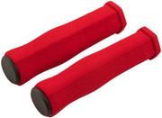 Cube RFR CMPT Foam Chwyty rowerowe - gripy, czerwony 2022 Chwyty kierownicy Cube RFR 113110000