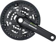 Mechanizm korbowy Shimano Alivio FC-T4010