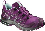 Salomon XA Pro 3D GTX Buty do biegania Kobiety, hollyhock/dark purple/eggshell blue UK 3,5 | EU 36 2018 Buty terenowe Salomon L40472300 3.5
