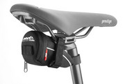 Red Cycling Products Saddle Bag Torba rowerowa S, czarny 2021 Torebki podsiodłowe Red Cycling Products TY-10025R-SV