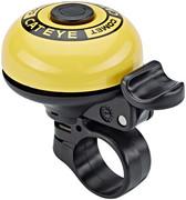 CatEye PB 200 Dzwonek rowerowy, yellow 2020 Dzwonki CatEye FA003527913