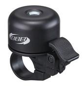 BBB Loud & Clear BBB-11 Dzwonek rowerowy, black 2020 Dzwonki BBB 2905051101