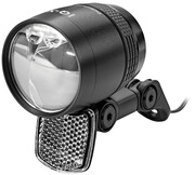 Busch + Müller Lumotec IQ-X Przednie światło na dynamo LED, czarny 2022 Lampki na dynamo Busch + Müller 20.318-1