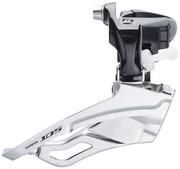 Shimano 105 FD-5703 Przerzutka przednia 3 x 10-biegowe, black/silver Down Pull zacisk 2020 Przerzutki szosowe przednie Shimano I-FD5703BLL