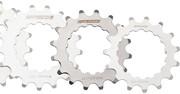FSA E-Bike Chainring DM for Bosch Gen2 Cr-Mo, srebrny 18T 2021 Zębatki przednie do rowerów elektrycznych FSA 10829093