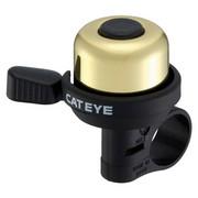 CatEye OH 1000 Dzwonek rowerowy, gold 2020 Dzwonki CatEye FA003527901