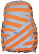 Wowow Berlin Pokrowiec na plecak, silver reflective streifen/orange 2020 Akcesoria do plecaków i toreb Wowow 2028004970