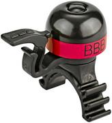 BBB MiniBell BBB-16 Dzwonek rowerowy, czarny/czerwony 2022 Dzwonki BBB 2905051603