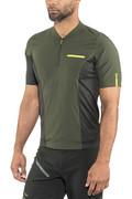 Mavic XA Pro Koszulka z krótkim rękawem Mężczyźni, pirate black/black S 2019 Koszulki MTB i Downhill Mavic L40188900