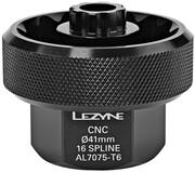 Lezyne 105 BBR60/Ultegra 6800/XT MT800 CNC Bottom Bracket Tool 41mm, czarny 2022 Narzędzia Lezyne 452100068