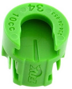 Fox Racing Shox Float NA 2 Tokeny do komory powietrznej do widelców amortyzowanych 34 Float, zielony 2021 Części zamienne do amortyzatorów Fox Racing Shox 234-04-953