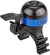 BBB MiniBell BBB-16 Dzwonek rowerowy, czarny/niebieski 2022 Dzwonki BBB 2905051602
